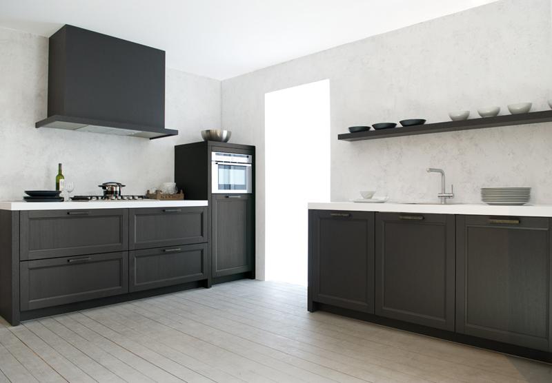 Houten Keukens Aanbieding : Houten keukens van duijsen keukens badkamers & vloertegels